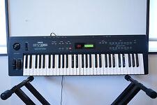Yamaha SY35 Dynamic Vector Synthesizer Keyboard w/ power supply