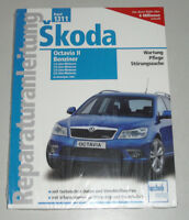 Reparaturanleitung Skoda Octavia II Benziner MPI FSI TFSI, ab Baujahr 2004