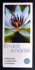 SWEDEN 2004 Flowers Booklet SB585 Cat £30 (£8.00 Each) NC145