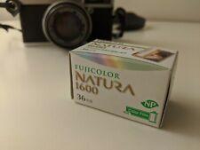 Fujifilm Natura1600 Last Batch - Unopened