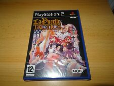 NUOVO SIGILLATO LA PUCELLE TACTICS SONY PLAYSTATION 2 PS2 GIOCO UK PAL