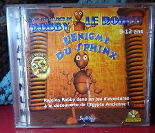 PC Software CD-ROM Les Aventures de Robby le Robot L'énigme du Sphinx ! 9-12 ans