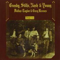 Stills, Nash and Young Crosby - Deja Vu [CD]
