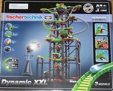 Dynamic Xxl Profi Marble Run Fischertechnik 544619