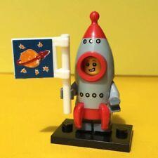 1X Rocket Boy Mini Figure Toy Rare
