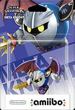 META KNIGHT AMIIBO BEST BUY EXCLUSIVE Figure KIRBY SMASH US VERSION FIRST PRINT