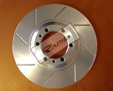 Holden Commodore VT VX VU VY VZ SS SV6 SLOTTED BRAKE DISC ROTORS FRONT PAIR