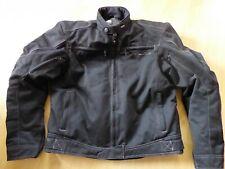 Hochwertige Textil-Motorradjacke Vanucci Fadex für Herren, Gr. 114