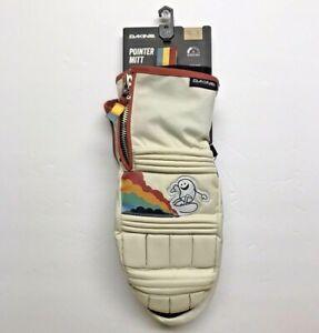 NEW Dakine Pointer Mitt Snowboard Ski Mittens/Gloves Rainbow HCSC Sz SMALL 2020