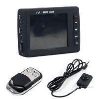 2.5 inch Angel Eye Mini DVR Spy Button Camera Video Audio Recorder Motion Detect