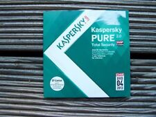 Kaspersky Pure 2.0 DVD edition