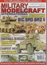 MILITARY MODELCRAFT MAGAZINE Vol.17 #12 OCT 2013.