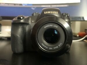 Samsung EV NX1 4K Mirrorless Digital Camera - Black