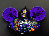 DISNEY PARKS Ear Hat HALLOWEEN The HAUNTED MANSION Mickey Mouse NWT