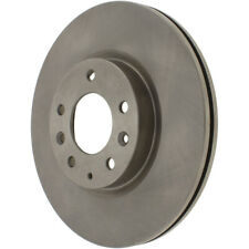 2 Disc Brake Rotors Front Centric 121.61088