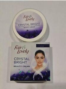 Fair & Lovely Crystal bright beauty Cream, 25g EXP 2023