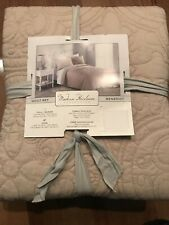 Modern Heirloom Collection 3 Piece Quilt Set King Nwt Benedict