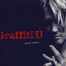 KEITH URBAN - GRAFFITI U * NEW CD