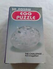 3D Jigsaw Egg Puzzle