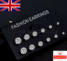 Cubic Zirconia Alloy Cubic Zirconia Costume Earrings