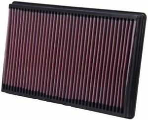 Fits Cadillac Fleetwood 1994-1996 5.7L K&N High Flow Replacement Air Filter