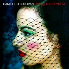 Camille O'Sullivan - Live at the Olympia - Camille O'Sullivan CD J2VG The Cheap