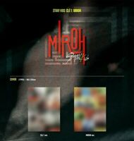 Stray Kids - Cle 1 - Miroh (Random Cover) (incl. photobook + 3 QR Card