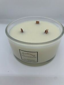 VEGAN FRIENDLY, handmade, highly scented 3 Wick, Sauvage-like Soy Wax Candle