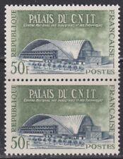 N° 1206**  PALAIS DU C.N.I.T. EN PAIRE