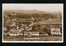 Gloucestershire Glos DURSLEY General view Used 1951 RP PPC