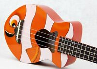 Clownuku Soprano Standard Ukulele - You know his name!