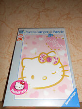 puzzle 500 pièces HELLO KITTY SCINTILLE - sous blister