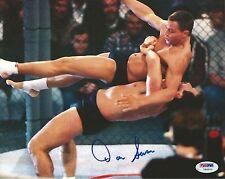Dan Severn Signed UFC 8x10 Photo PSA/DNA COA Picture Auto'd 4 5 6 9 12 27 UU WWE