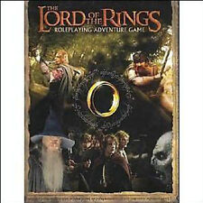 LORD OF THE RINGS RPG - Roleplaying Adventure Game (Decipher) #NEW
