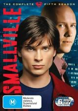 TV Shows Smallville Action DVDs & Blu-ray Discs