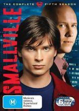 SMALLVILLE SEASON SERIES 5 DVD R4