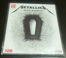 METALLICA DEATH MAGNETIC NOTE FOR NOTE TRANSCRIPTIONS