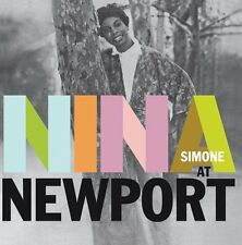 Nina Simone - Nina At Newport - 180gram Vinyl LP Gatefold Sleeve *NEW & SEALED*
