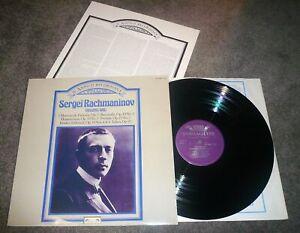 414 096-1 - SERGEI RACHMANINOV- THE AMPICO RECORDINGS - VOLUME ONE - N/M VINYL