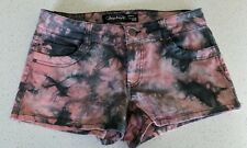 Jay Jays, Pink, Tie Dyed, Stretch Shorts_ Size 8