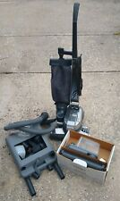 Kirby G4 Upright Vacuum Cleaner With Attachments & Carpet Shampooer Lot As Is