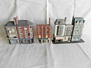 BULK LOT METCALFE/SUPERQUICK LOW RELIEF  BUILDINGS  (LOT A)  OO GAUGE
