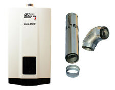 Ez Deluxe Natural Gas Tankless Water Heater - for 1-2 bathroom homes - On Demand