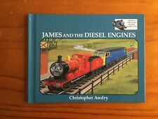 Thomas the Tank Engine Book Club - James and the Diesel Engines 1.