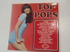 LP TOP OF THE POPS VOL°33 1973 HALLMARK SHM 835