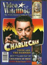 VIDEO WATCHDOG Magazine #133 - Charlie Chan  Children of Men  Mission Impossible