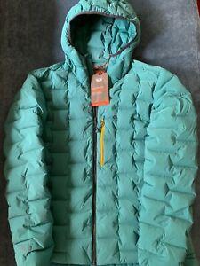 Mountain Hardwear Men's Super/DS Stretchdown Hooded Jacket 800 Down Fill-Medium