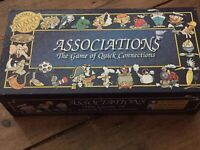 Cheatwell Games ASSOCIATIONS Game board games kids toys