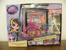 Littlest Pet Shop Pet-acular Fun Room Style Set #3706 Chomper #3707 Hamilton