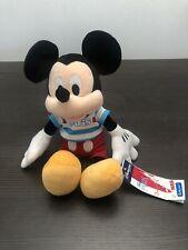 New listing Disney Classics Mickey Mouse Paris Plush Toy